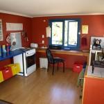 Backpacker kitchen